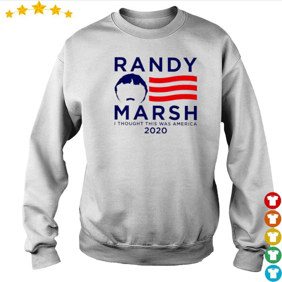 Randy Marsh I thought this was America 2020 s sweater