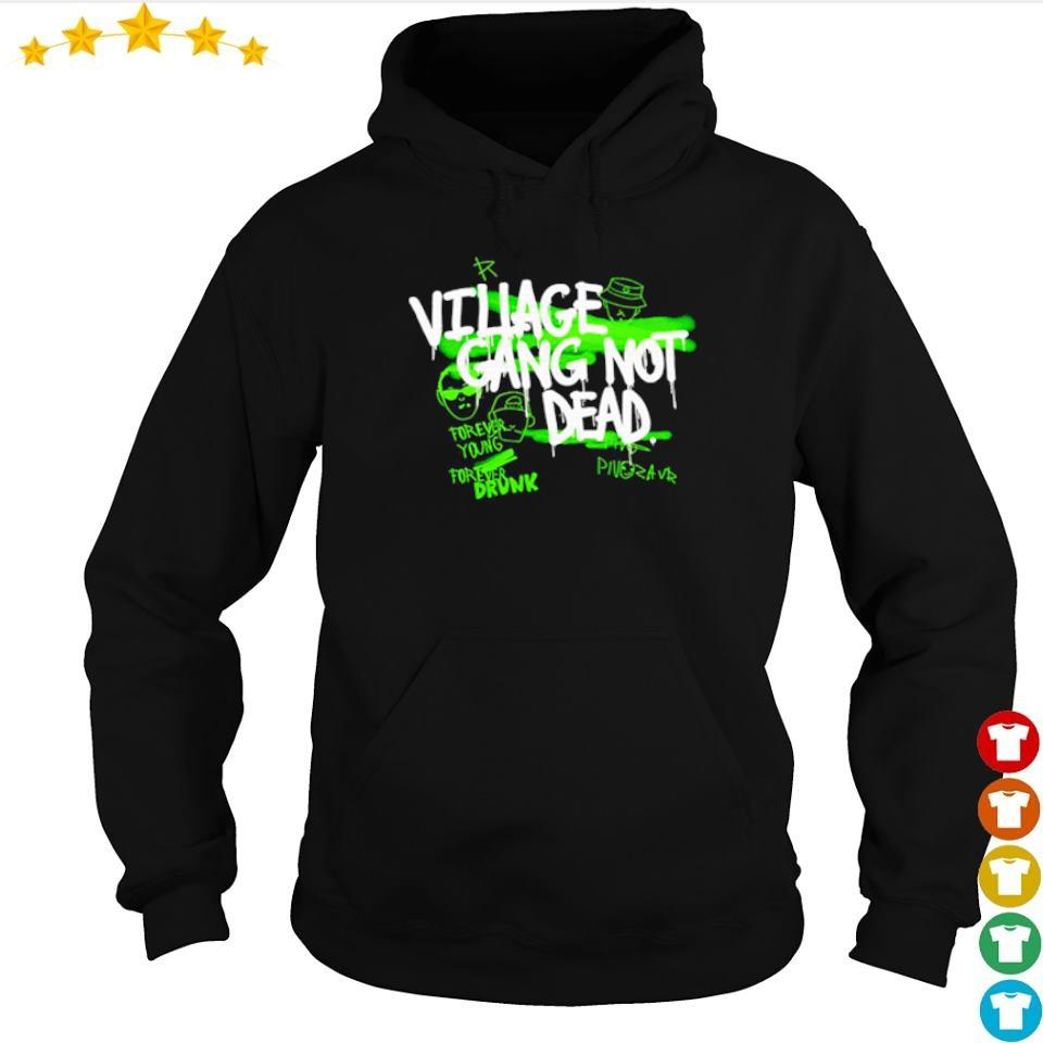 Russian boys village gang not dead s hoodie