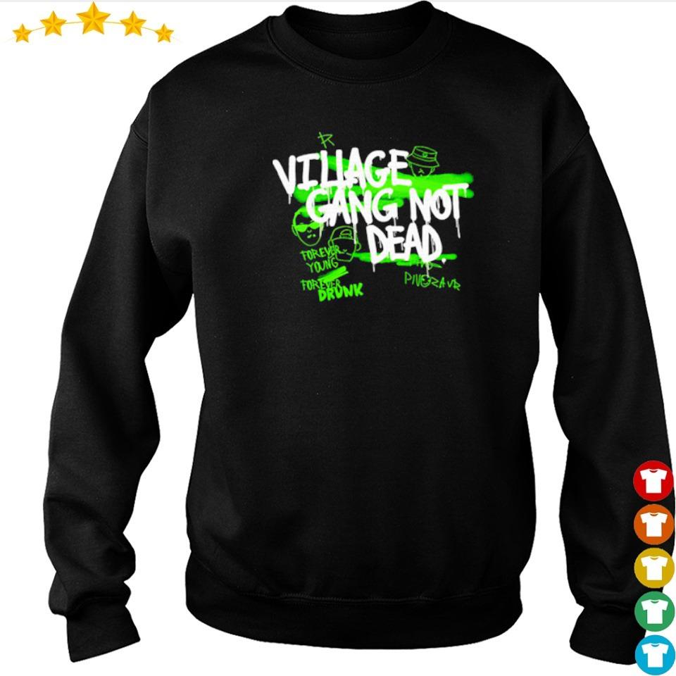 Russian boys village gang not dead s sweater