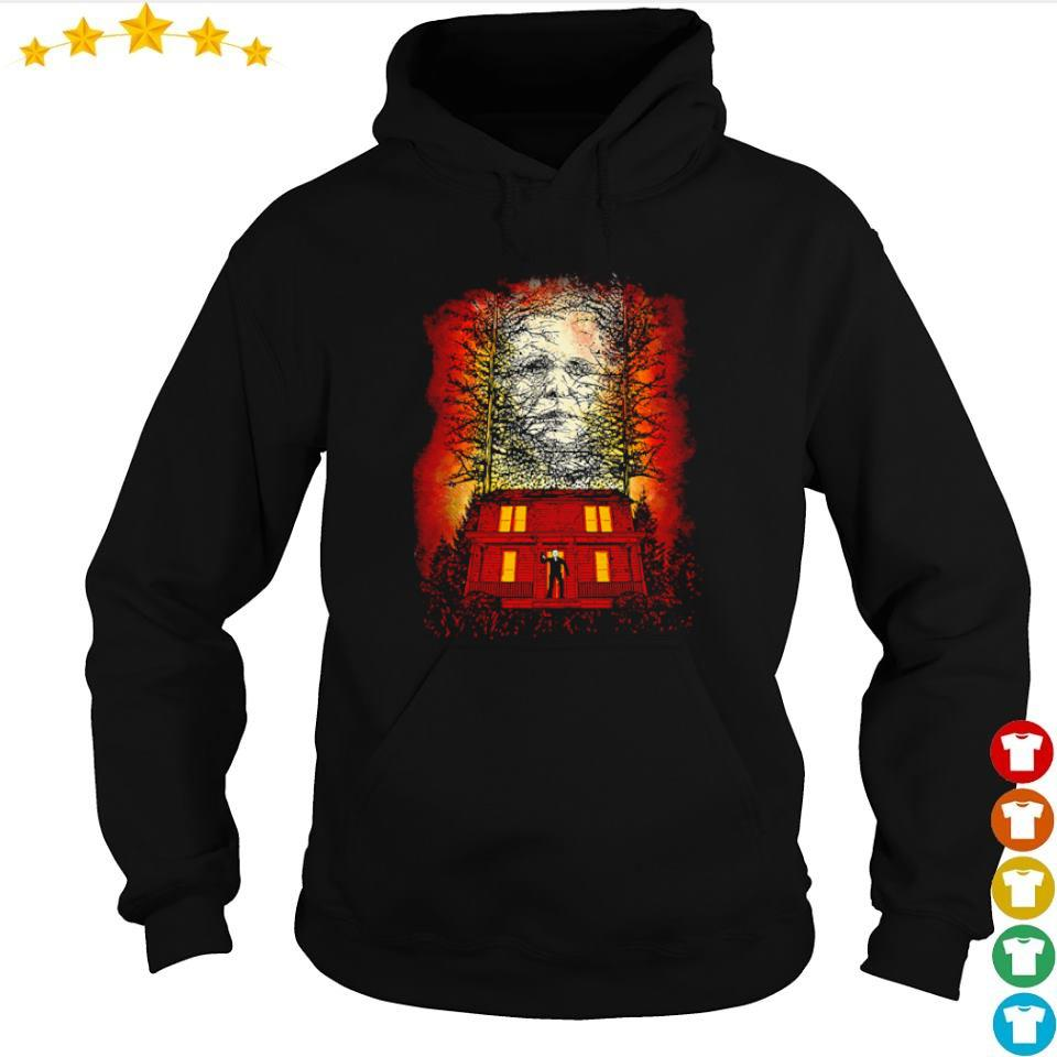 Scary Jason Voorhees face happy Halloween s hoodie