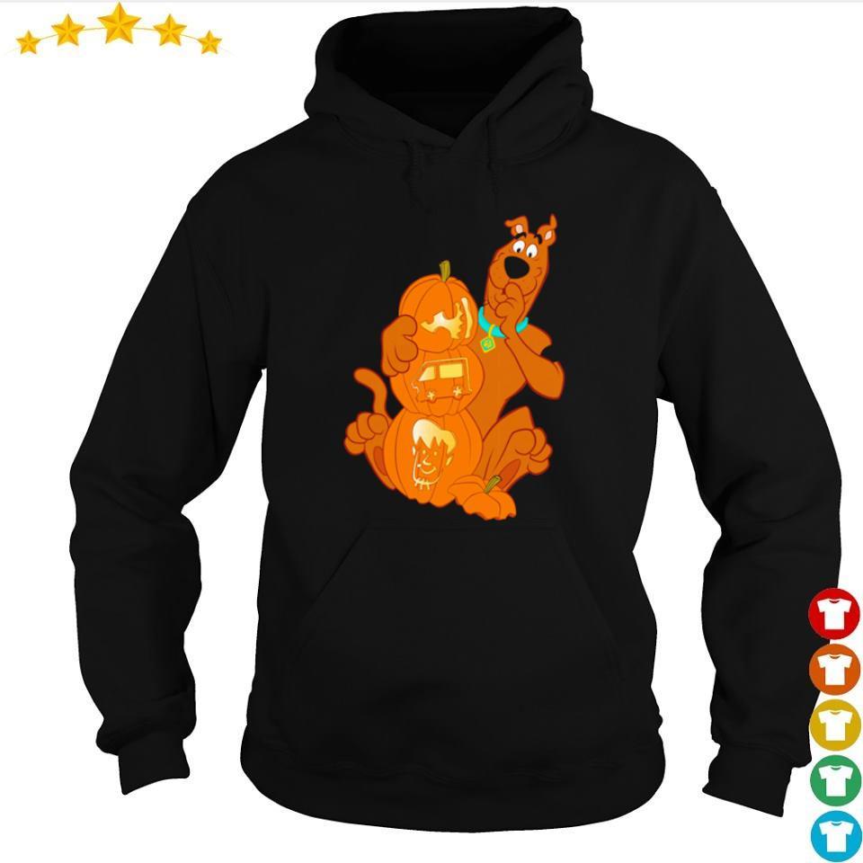 Scooby Doo love pumpkin happy Halloween s hoodie