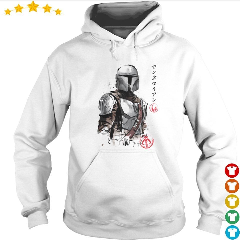 Star Wars clan of two The Mandalorian s hoodie