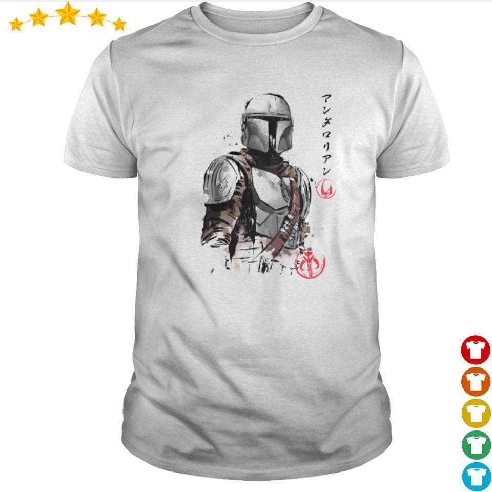 Star Wars clan of two The Mandalorian shirt