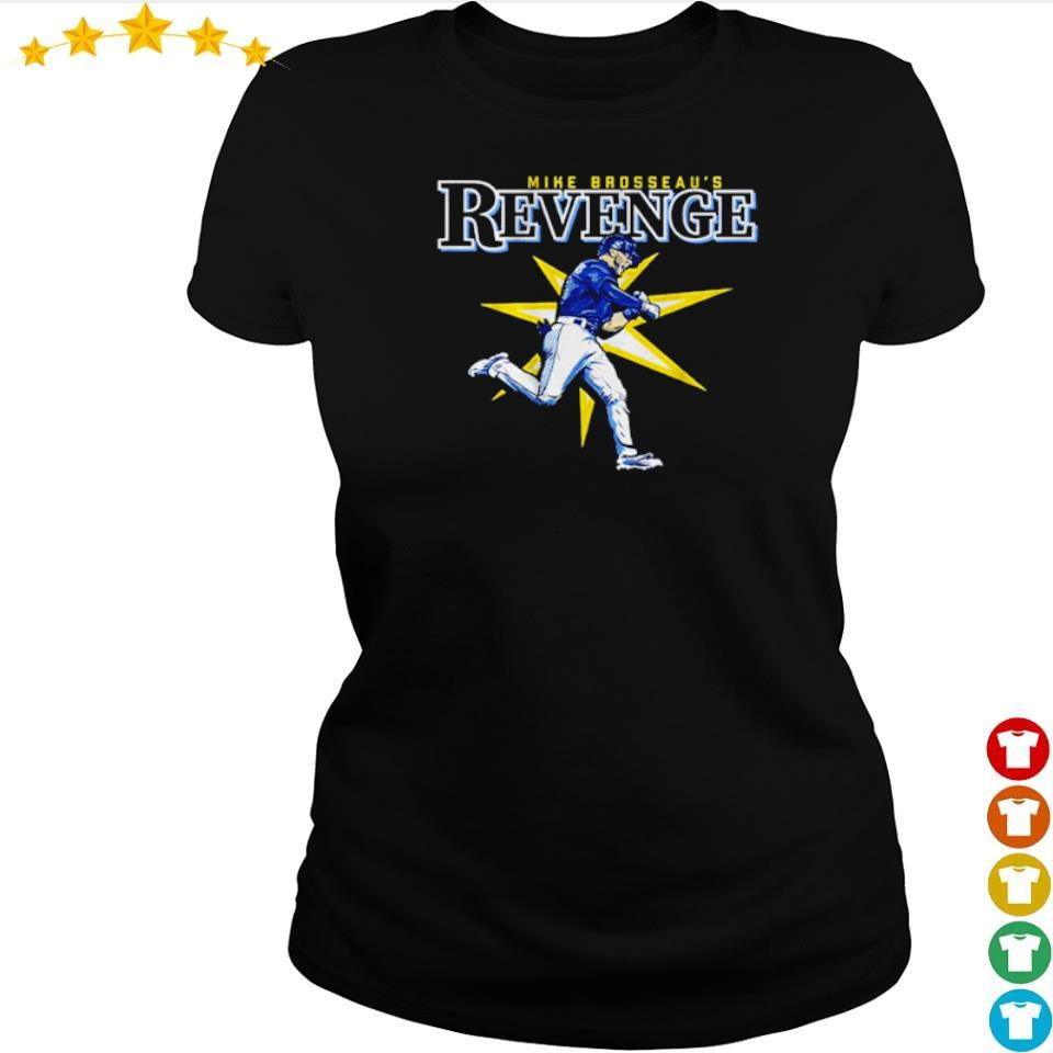 Tampa Bay Mike brosseau revenge s ladies tee