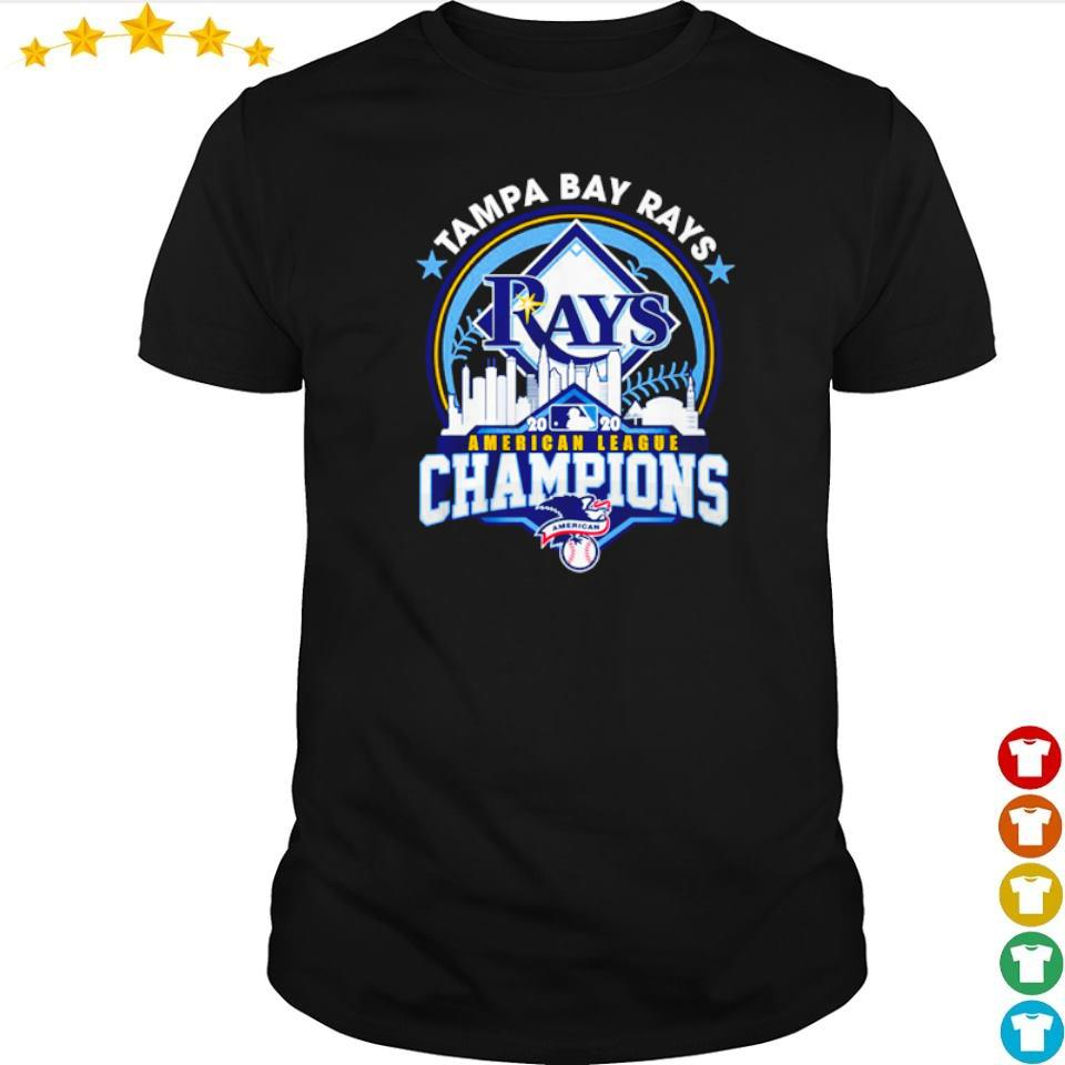Tampa Bay Rays American League Champions shirt