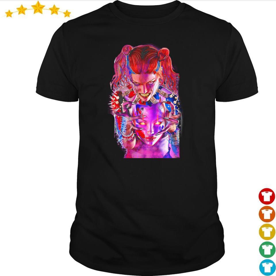 The Kabuki warriors style mask shirt