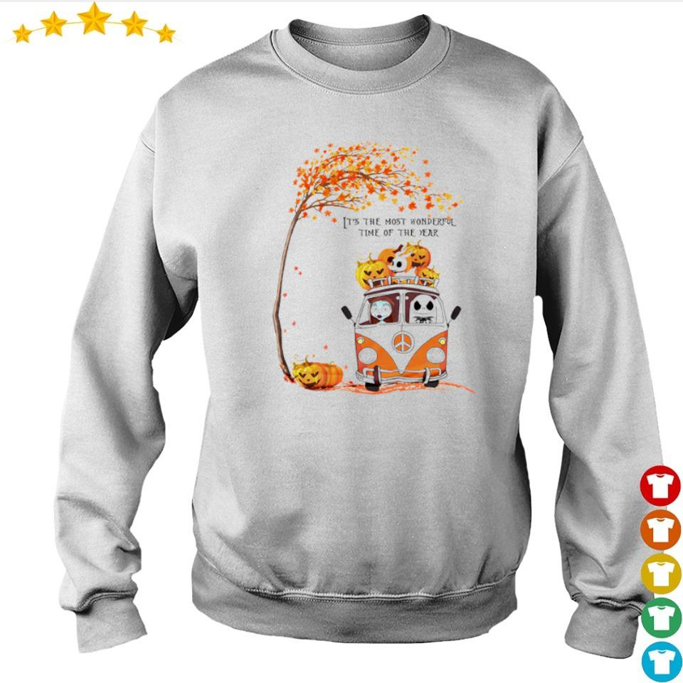 The nightmare before christmas it's the most wonderful time of the year s sweater