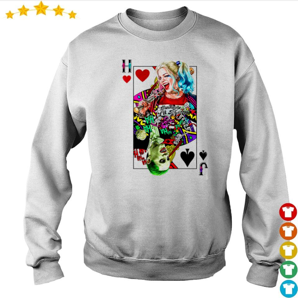 The Suicide Squad Harley Quinn and Joker s sweater