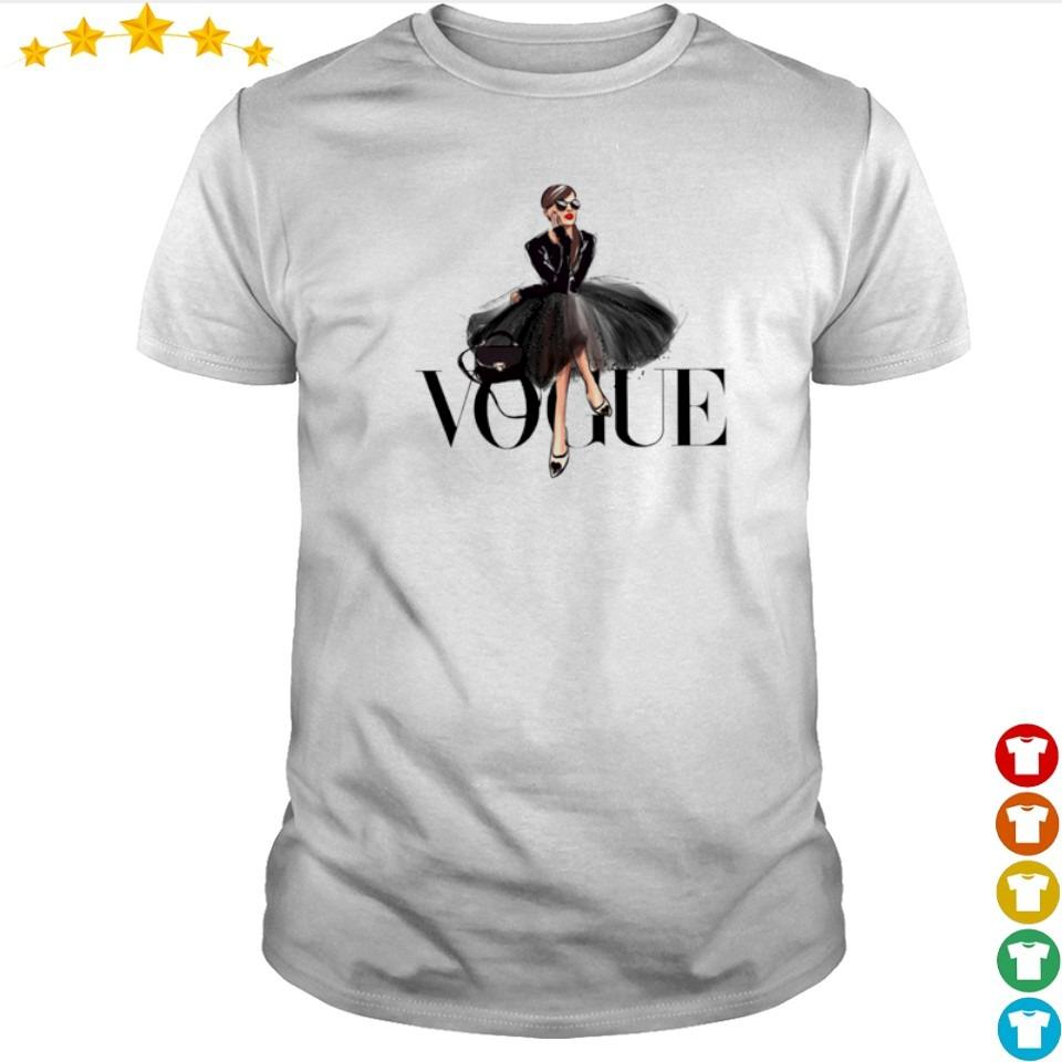Vogue fashion style of summer shirt