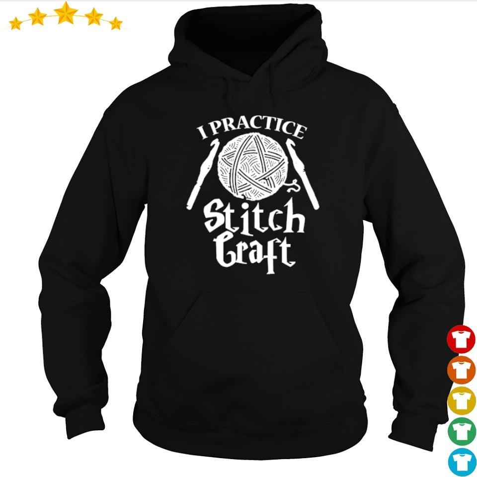 Witch crochet I practice stitch craft s hoodie