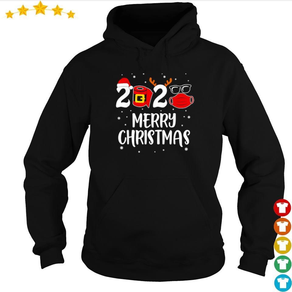2020 covid 19 merry Christmas sweater hoodie