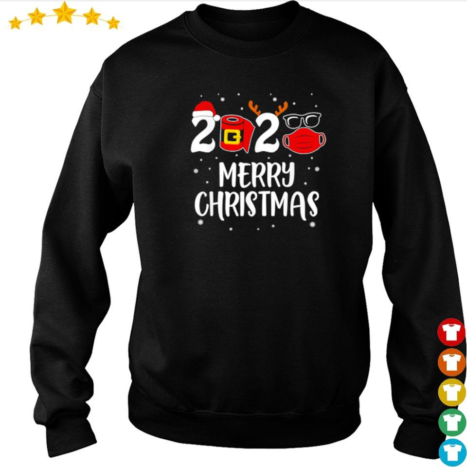 2020 covid 19 merry Christmas sweater