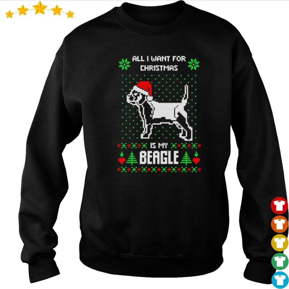 All I want for Christmas is my Beagle sweater
