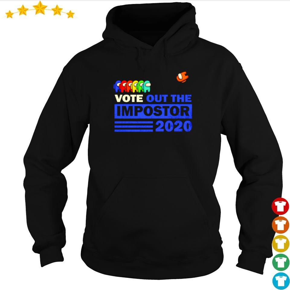 Among us vote out the impostor 2020 s hoodie
