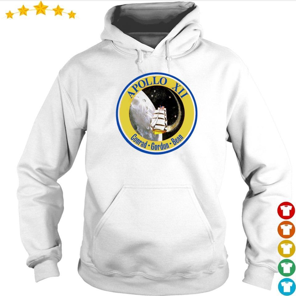 Apollo 13 Conrad Gordon Bean s hoodie