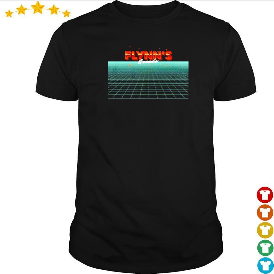 Awesome flynn's arcade shirt