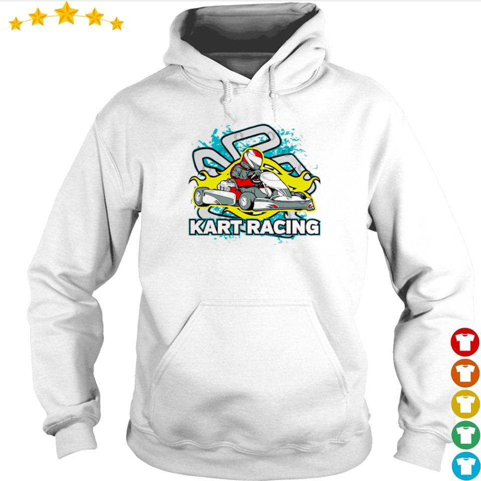 Awesome game go kart racing s hoodie