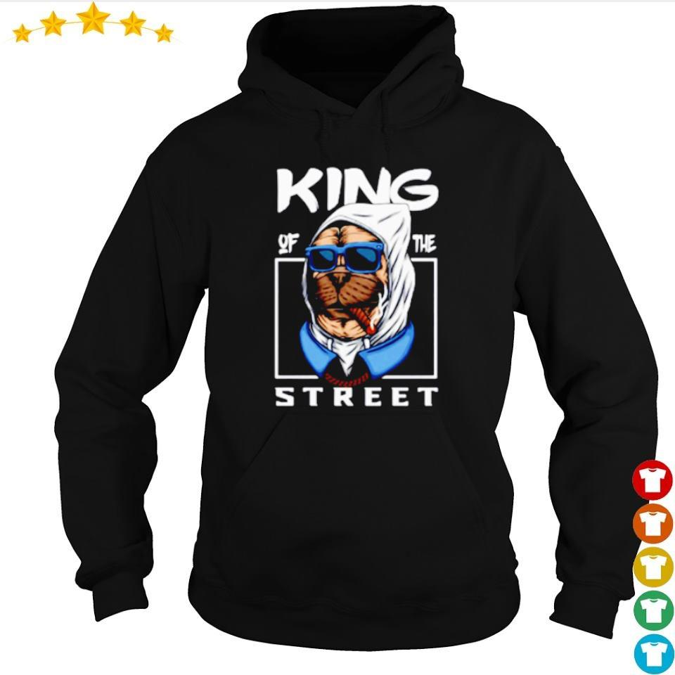 Bulldog king of the street s hoodie