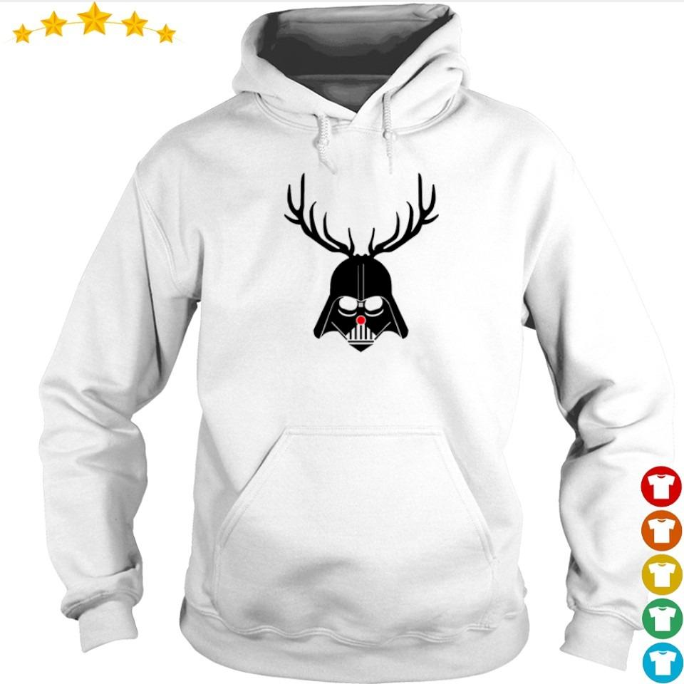 Darth Vader I find your lack of holiday spirit disturbing sweater hoodie