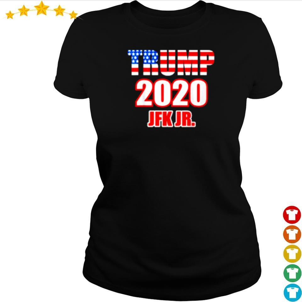 Donald Trump 2020 JFK JR s ladies tee
