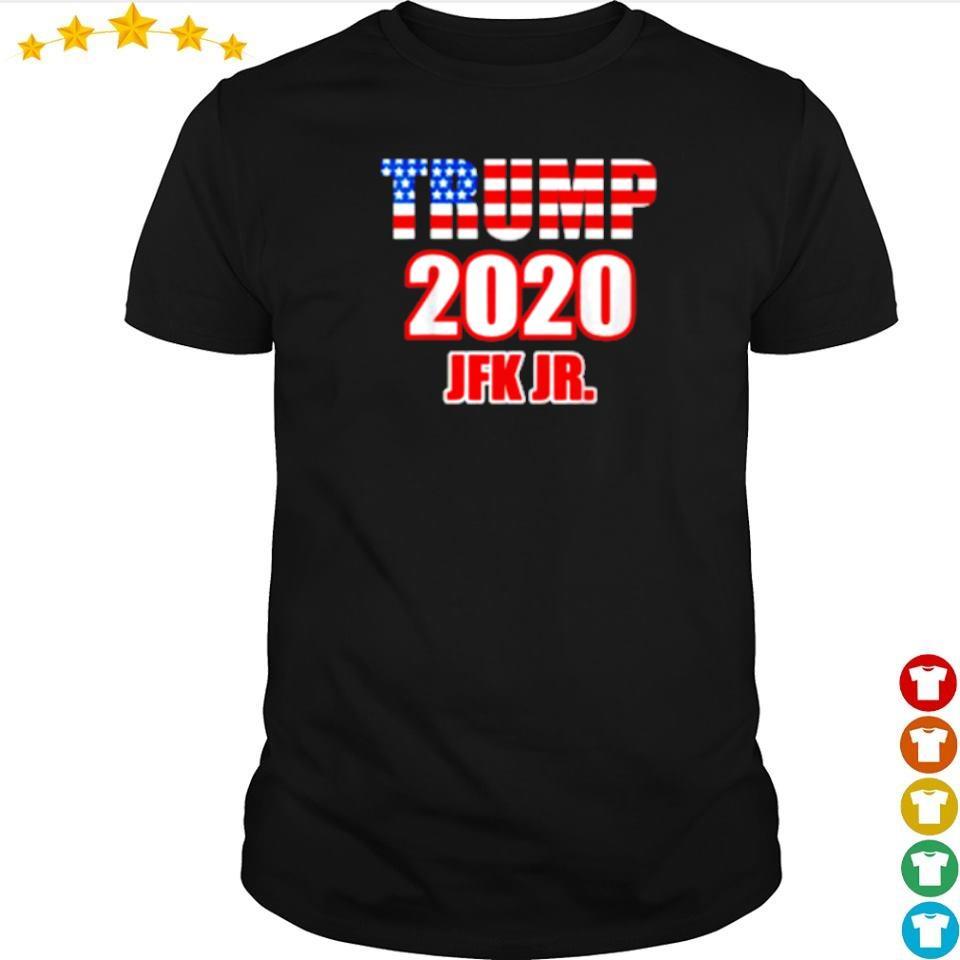 Donald Trump 2020 JFK JR shirt