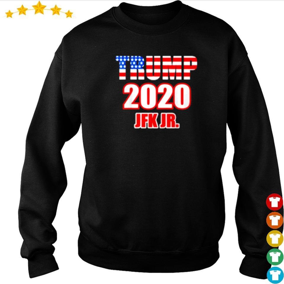 Donald Trump 2020 JFK JR s sweater