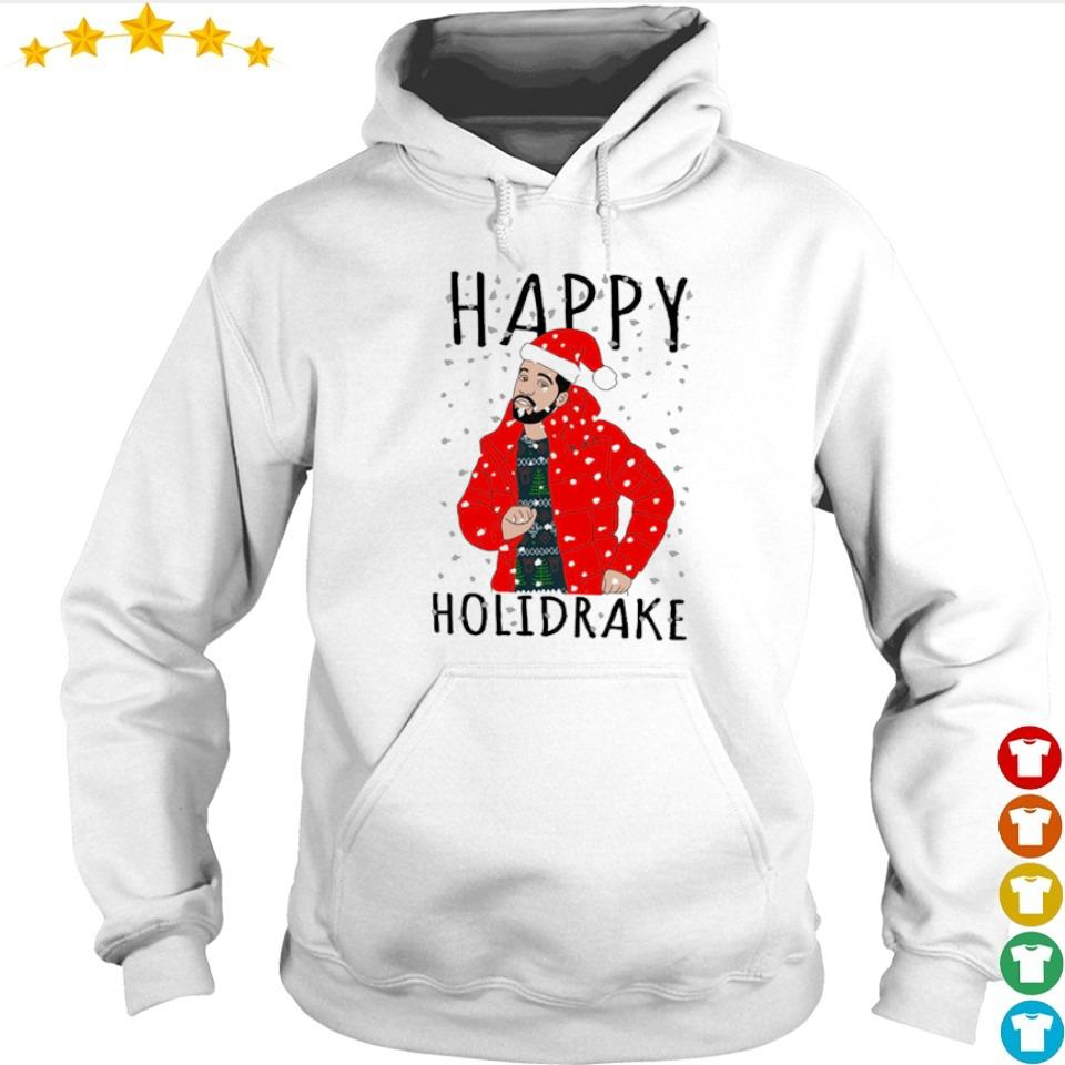 Drake happy Holidrake merry Christmas sweater hoodie