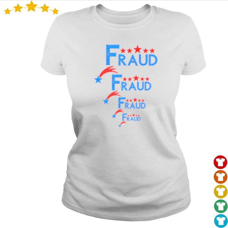 Election fraud fraud fraud fraud s ladies