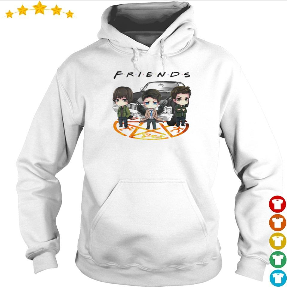 Fictional character Friends TV Show s hoodie