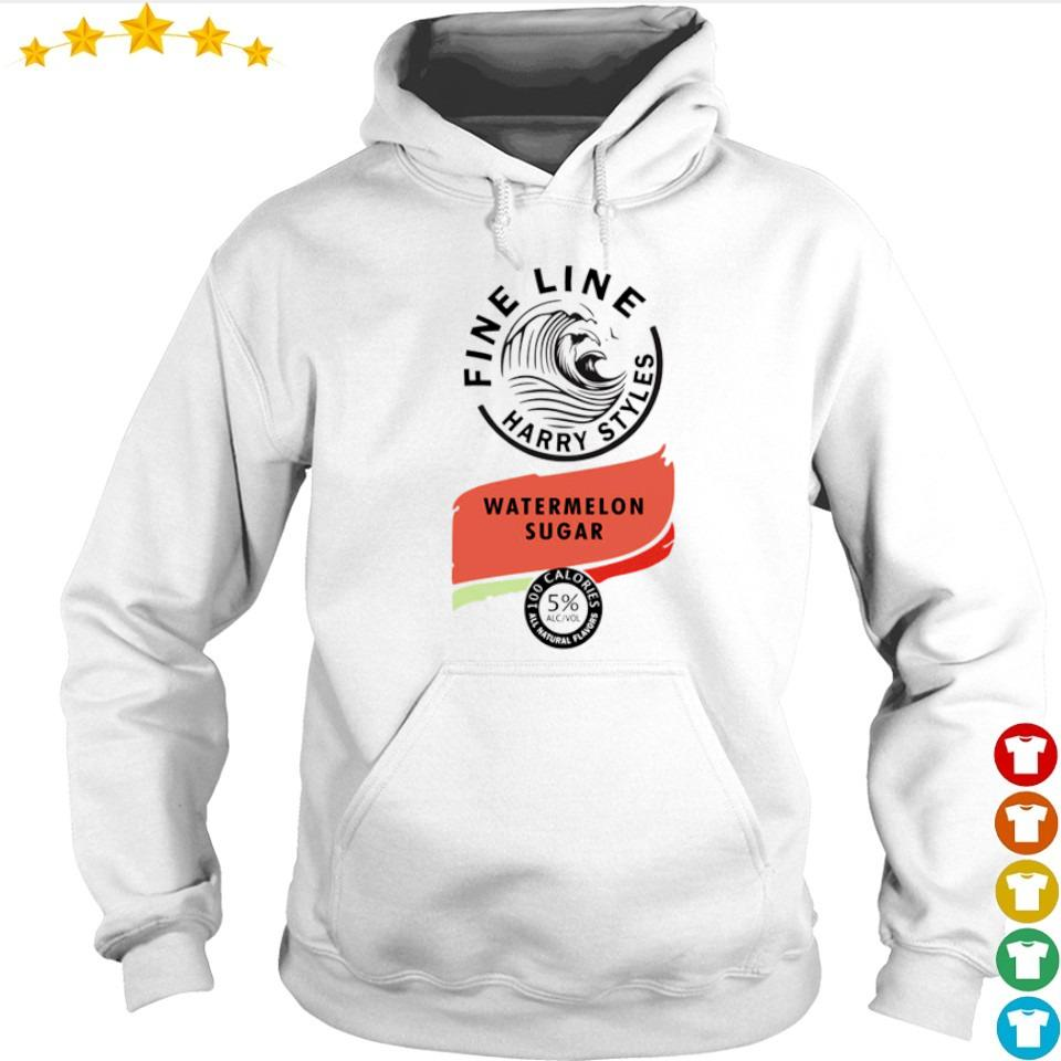 Fine Line Harry Styles watermelon sugar White Claw s hoodie