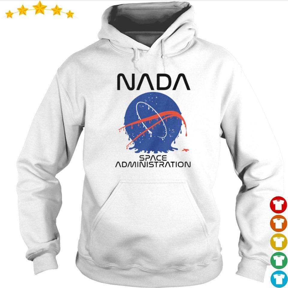 NADA space administration s hoodie