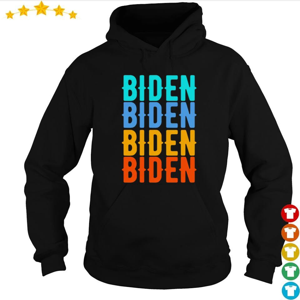 Official Biden for president s hoodie