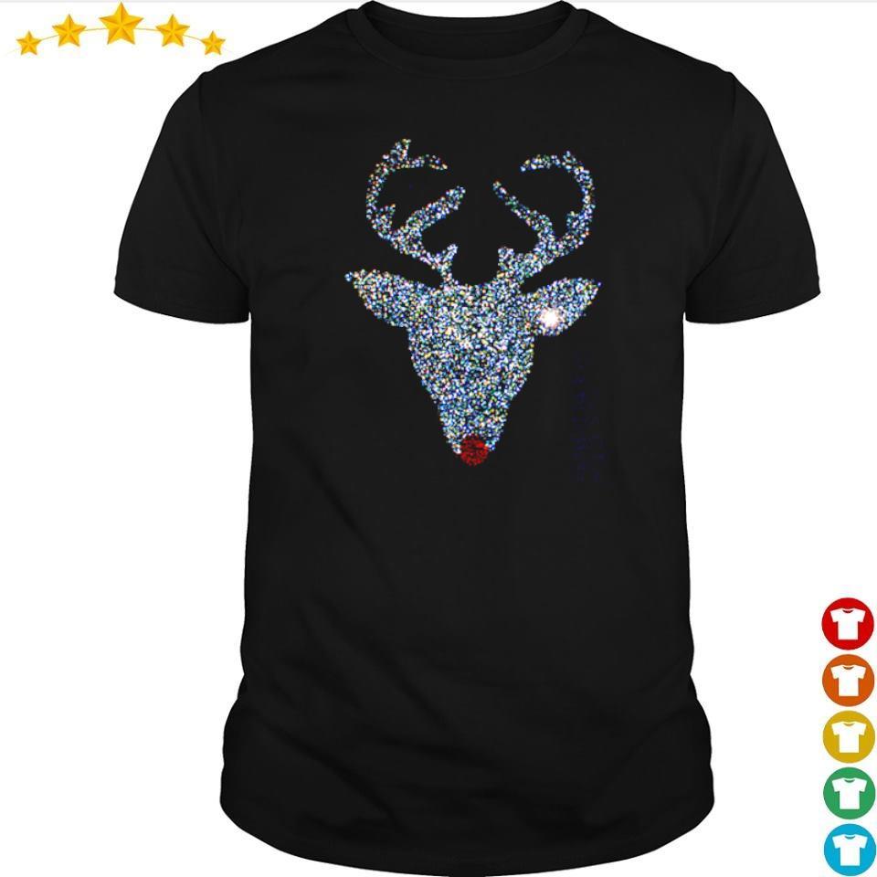 Official diamonds reindeer art merry Christmas sweater shirt