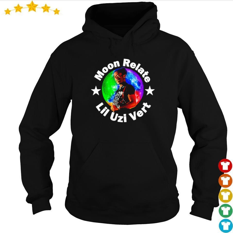 Official Lil Uzi Vert moon relate s hoodie