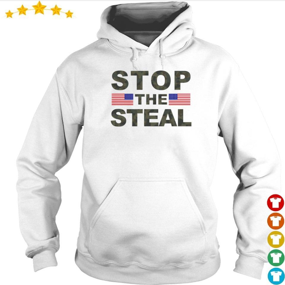 President Joe Biden stop the steal s hoodie