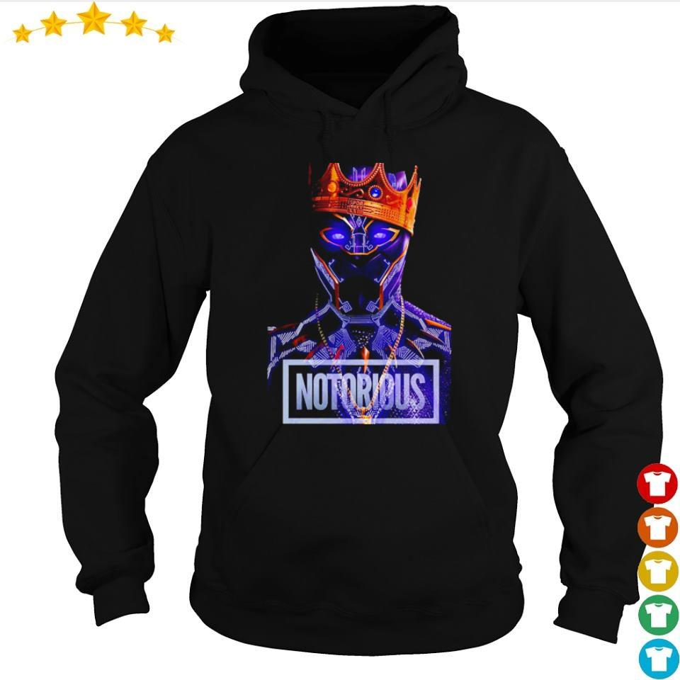 RIP Chadwick Boseman Black Panther the notorious s hoodie