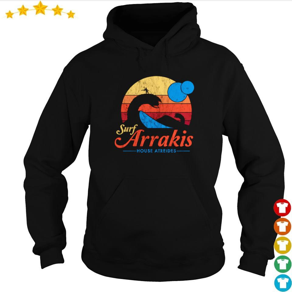 Surf arrakis house atreides s hoodie