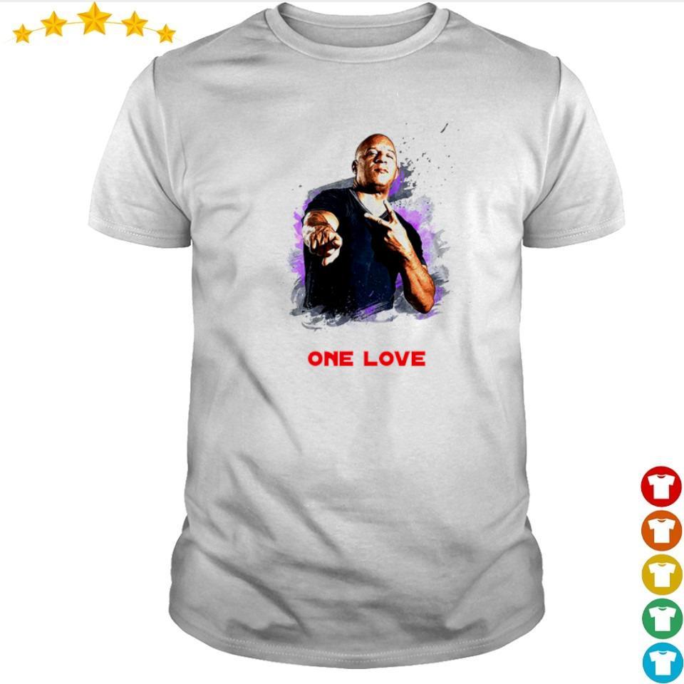 Vin Diesel one love shirt