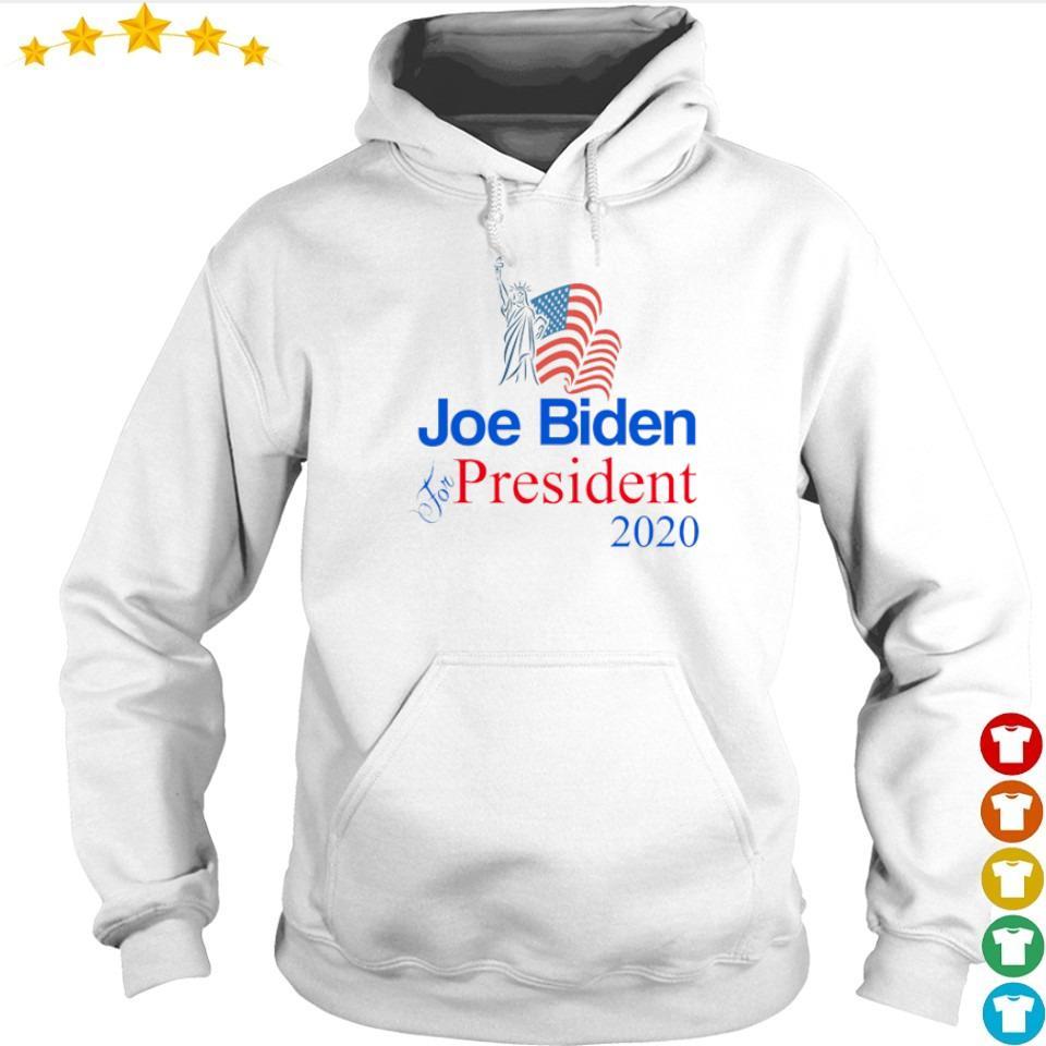 Vote Joe Biden president 2020 s hoodie