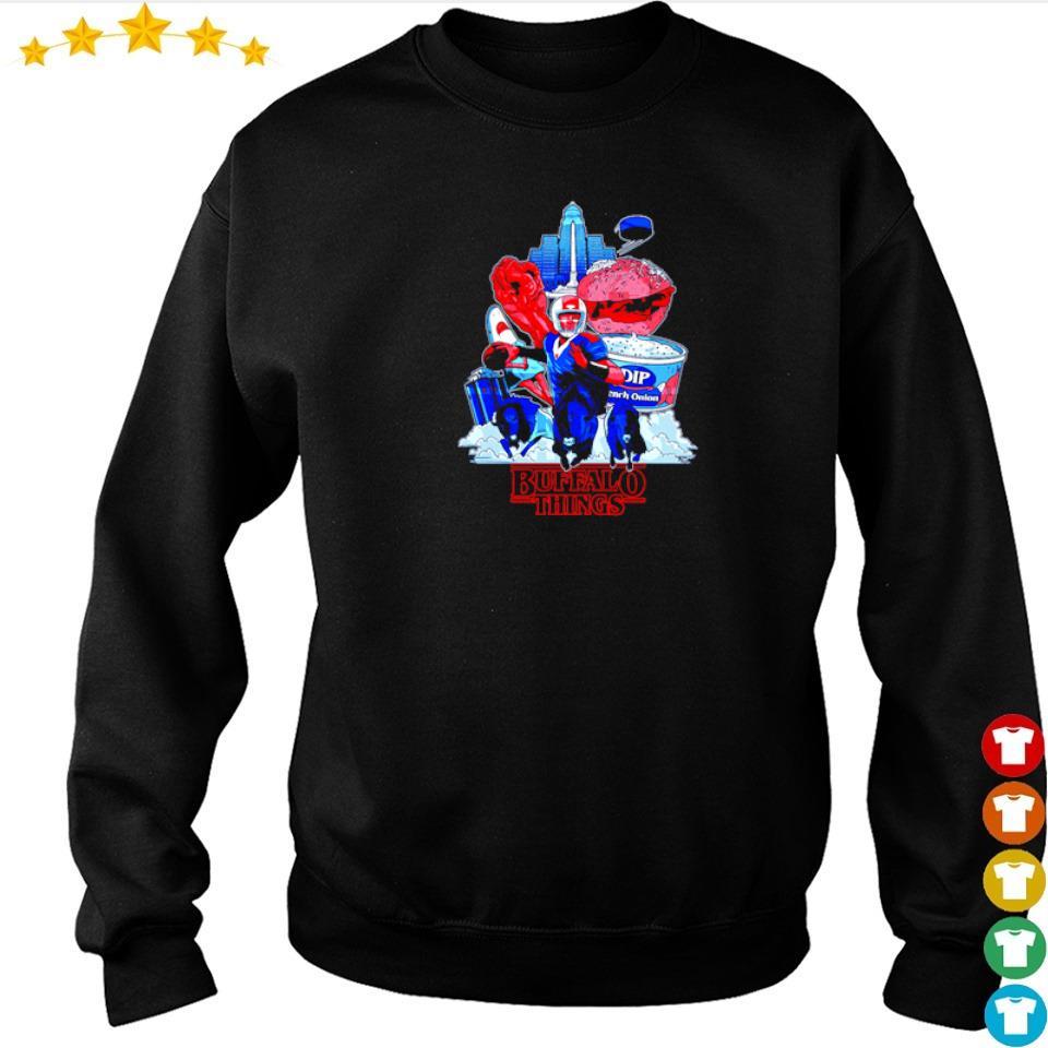 Buffalo Bills Bufalo Things 2021 shirt