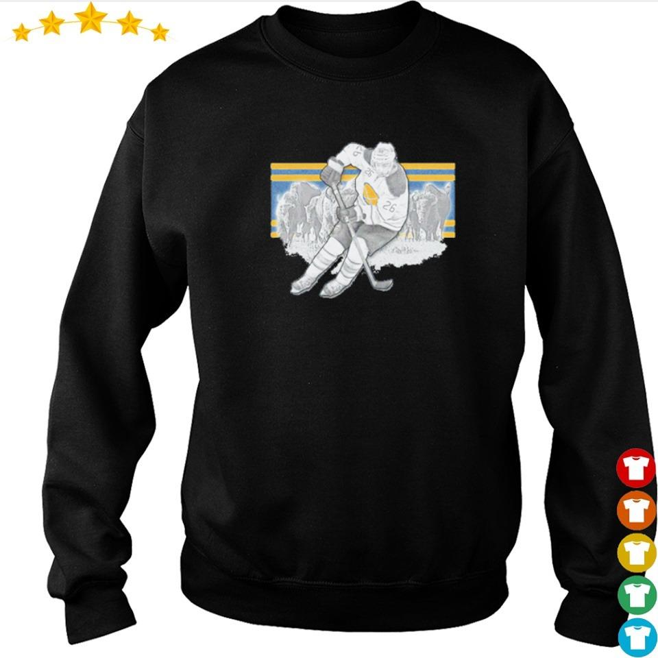 Buffalo Sabres Rasmus Dahlin number 26 2021 shirt
