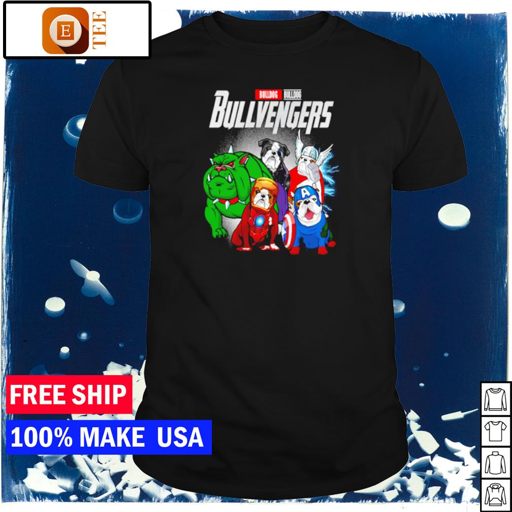 Bulldog Bulldog Bullvengers shirt