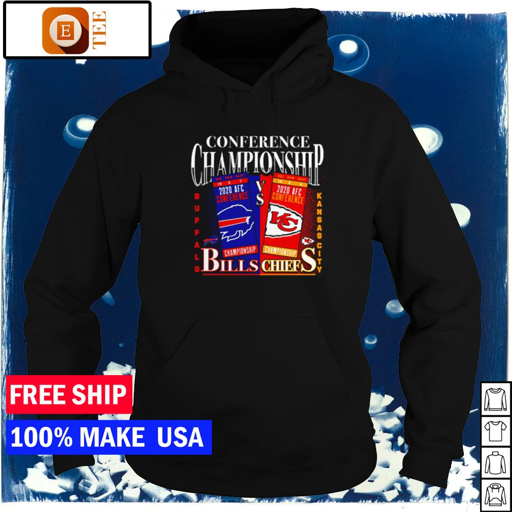Conference Championship Buffalo Bills vs Kansas City Chiefs s hoodie