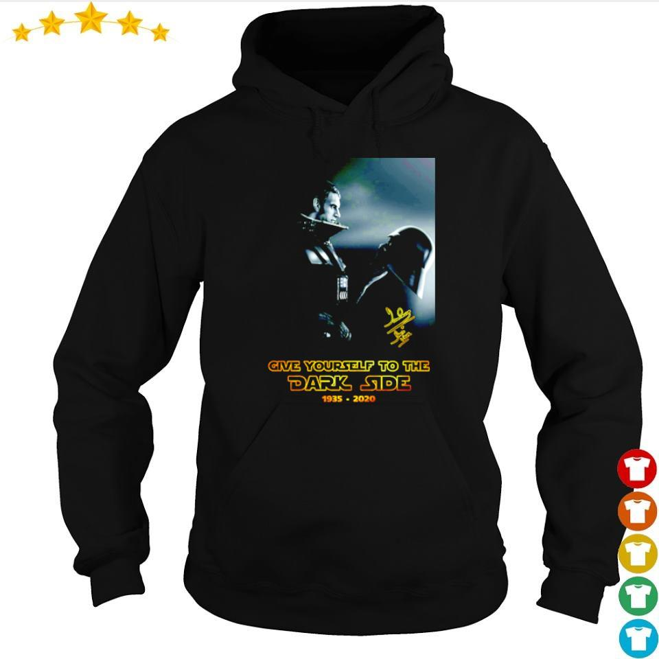 Darth Vader give yourself to the dark side 1935 2020 signature s hoodie