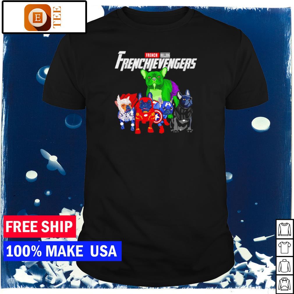 French Bulldog Frenchievengers shirt