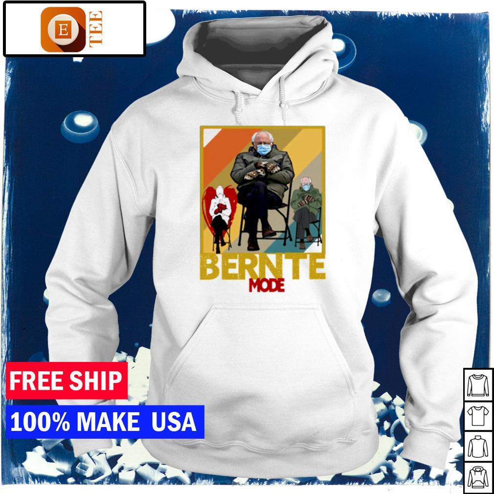 Inauguration day Bernte mode Bernie Sanders s hoodie