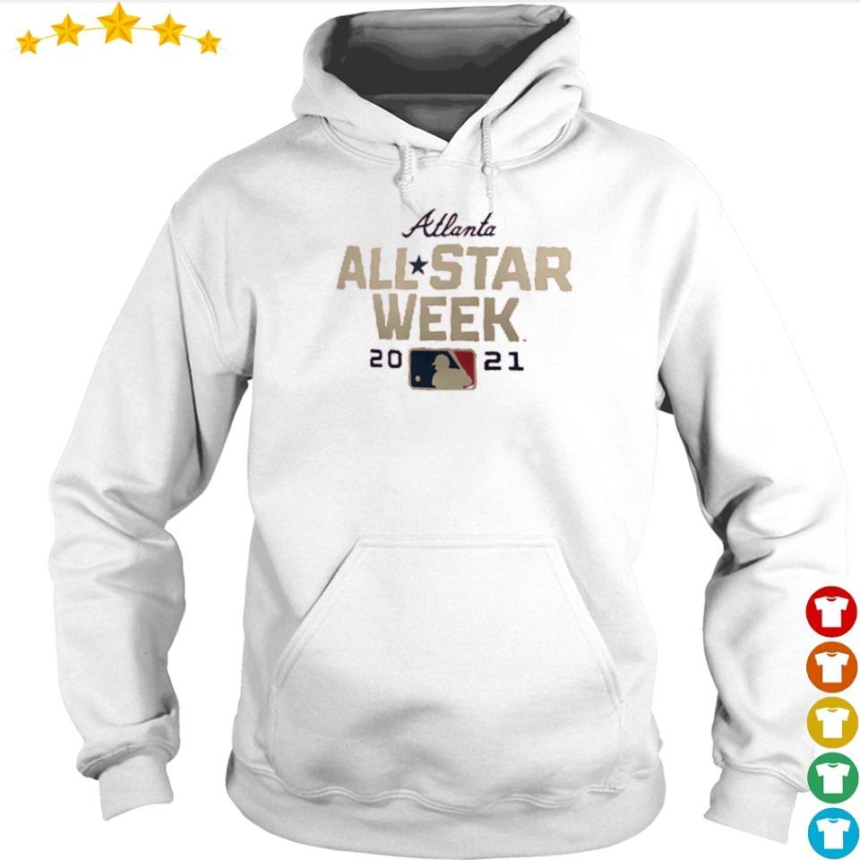 Official Atlanta all star week 2021 s hoodie