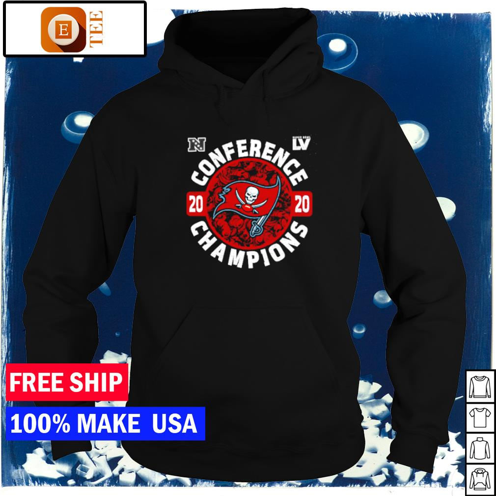 Tampa Bay Buccaneers conference champions 2020 s hoodie